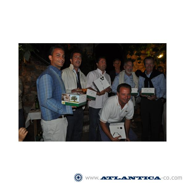 I ATLANTICA INVITATIONAL GOLF TOURNAMENT, LLanes, Asturias