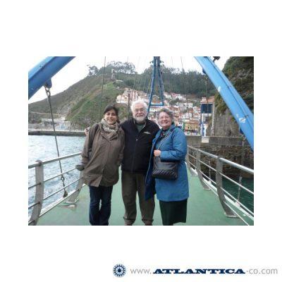 Visita La Tienda.com, Asturias (España), febrero 2010