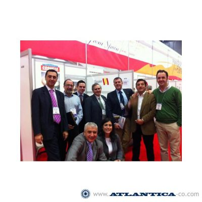 Winter Fancy Food Show, San Francisco (Estados Unidos), enero 2011