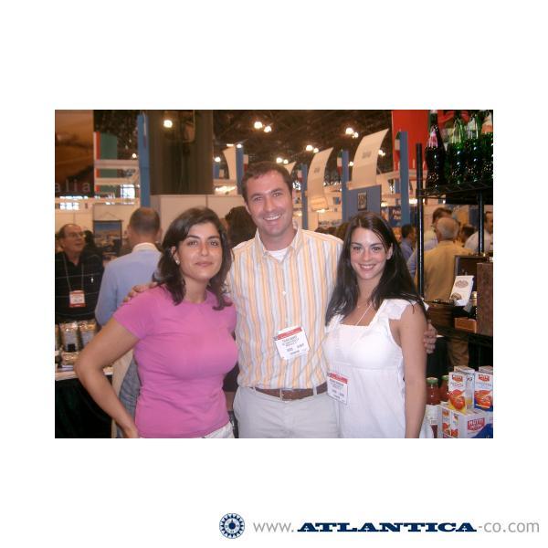 Summer Fancy Food Show, New York (Estados Unidos), julio 2008
