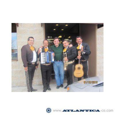 Atlantica USA Incorporation, Houston, Texas (Estados Unidos), enero 2012