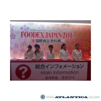 FOODEX 2013, Tokyo (Japón), marzo 2013