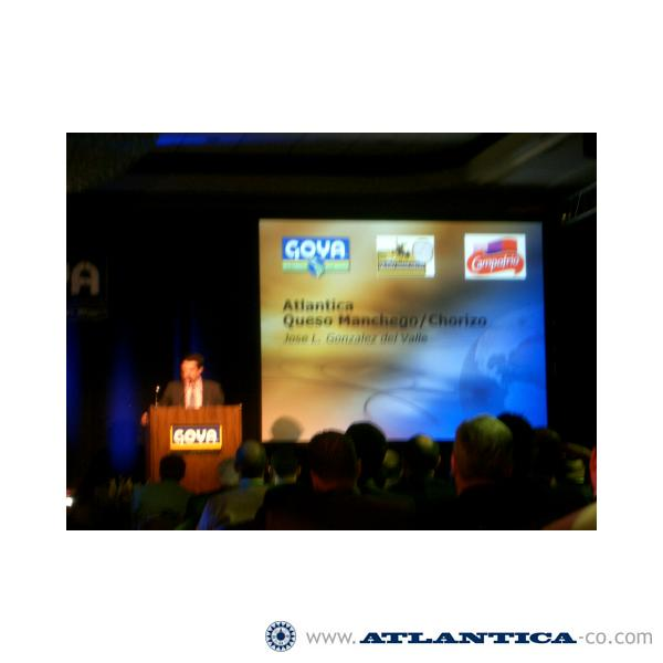 Goya Sales Meeting, Teaneck, New Jersey (Estados Unidos), marzo 2007
