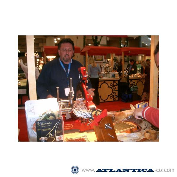 International Restaurant Show, New York (Estados Unidos), marzo 2007