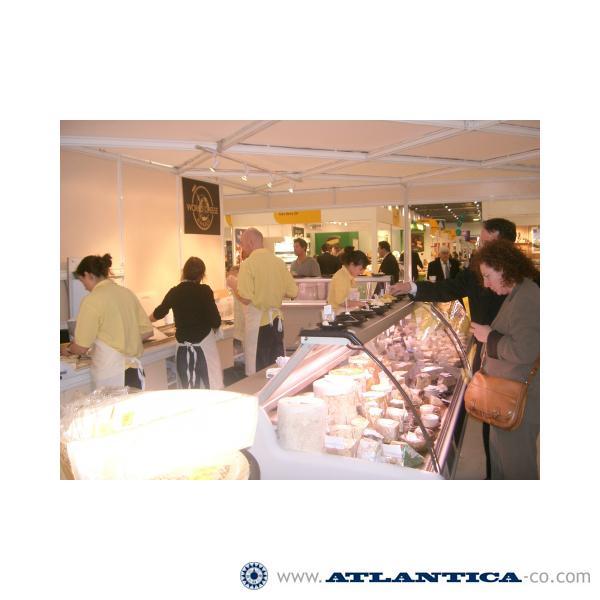 International Food Exhibition, London (Inglaterra), marzo 2007