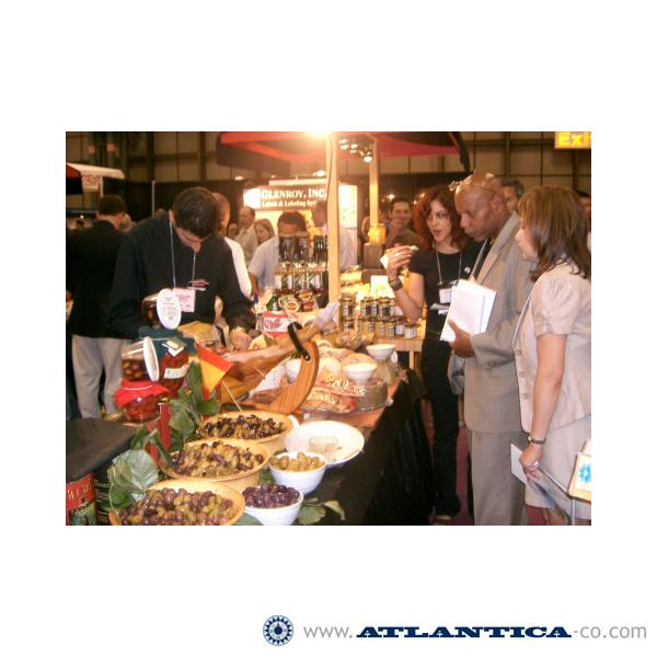 Summer Fancy Food Show, New York (Estados Unidos), julio 2006