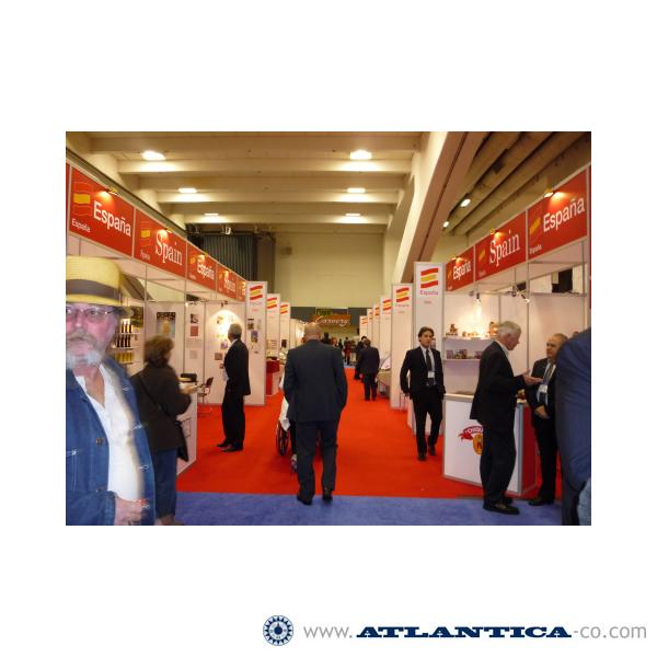 Winter Fancy Food Show, San Francisco (Estados Unidos), enero 2006