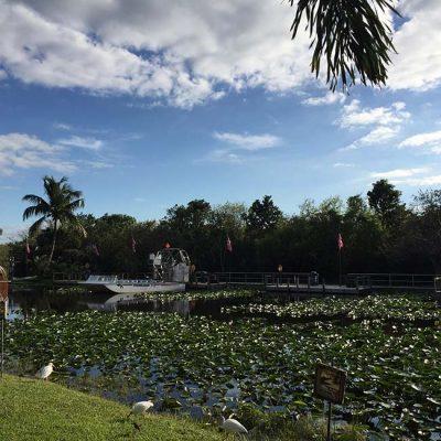 Florida marketing trip 2016