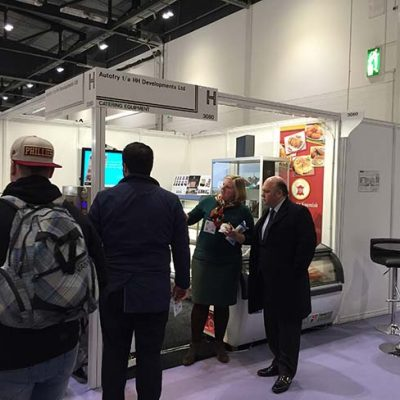 Excell London Show 2016