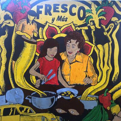 FRESCO Y MÁS OPENING, MIAMI