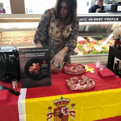 TASTE OF SPAIN SHOW, KEY BISCAYNE