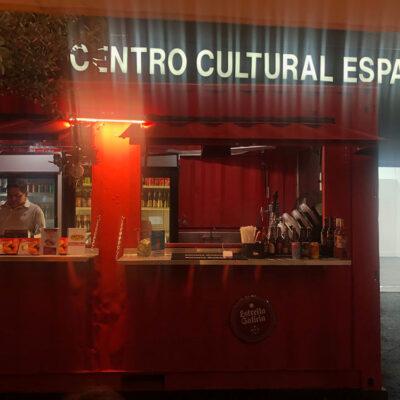 PIEL DE TORO PROMO, CENTRO CULTURAL ESPAÑOL, BISCAYNE BOULEVARD, MIAMI